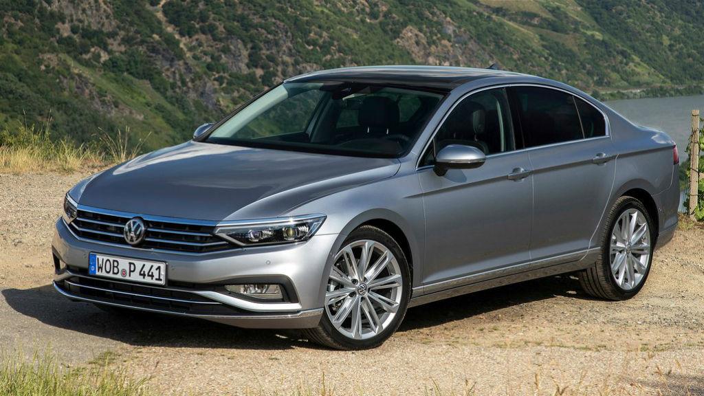 Το νέο Volkswagen Passat από 27.300€