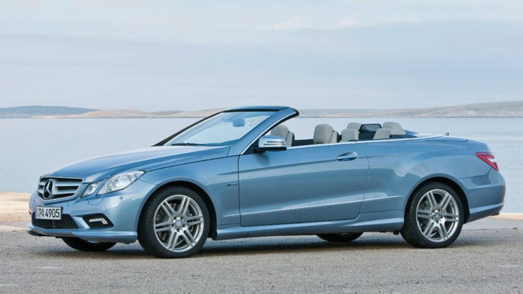 Ανακαλούνται 10.867 Mercedes-Benz C-Class, CLK, E-Class και CLS