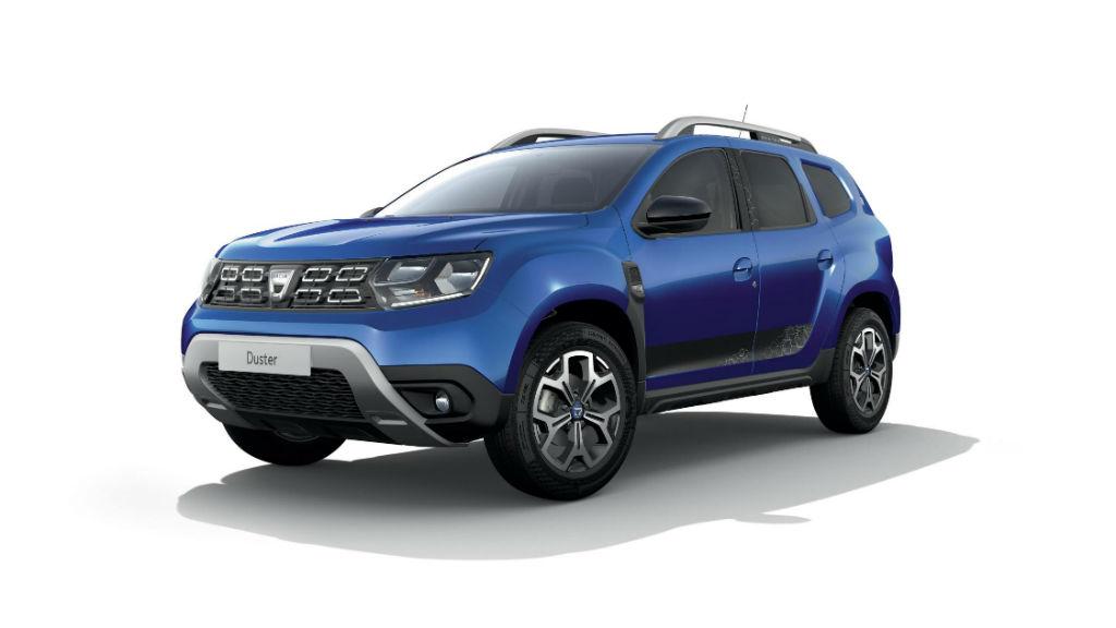 Special Edition για τα Dacia