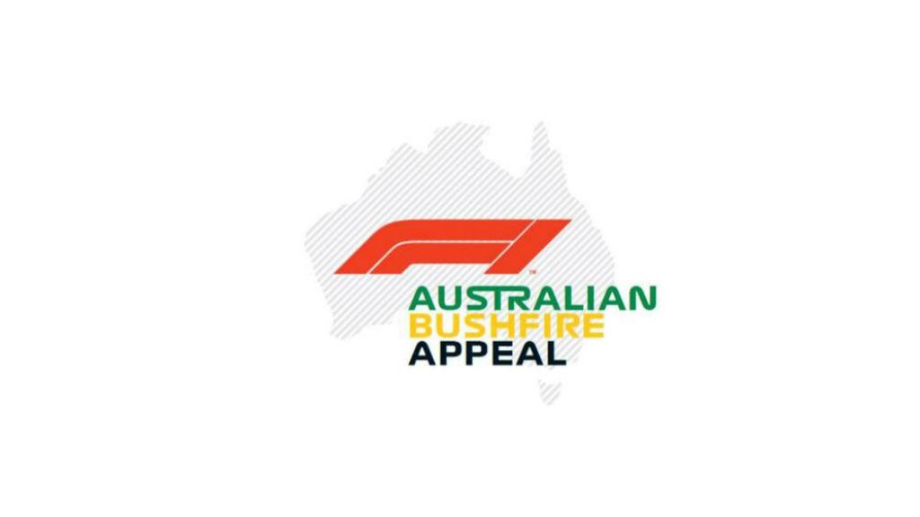 Φιλανθρωπική δημοπρασία της Formula 1 για τους πυρόπληκτους της Αυστραλίας