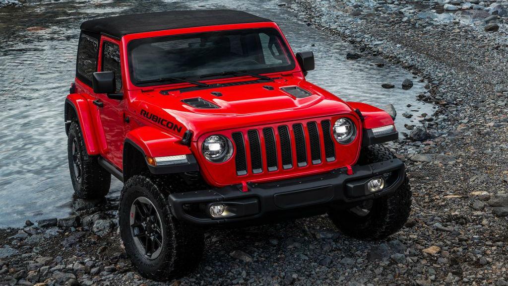 Jeep Wrangler από 69.900€