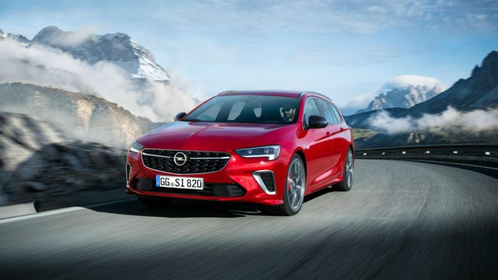 Το νέο Opel Insignia GSi