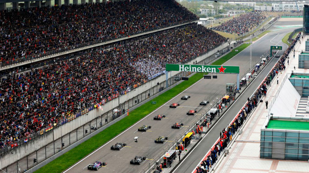 Το Grand Prix Κίνας αναβλήθηκε εξαιτίας του COVID-19