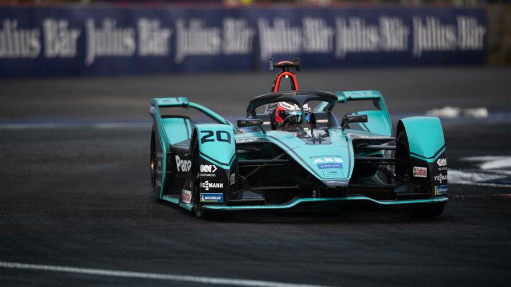 Ο Evans τη νίκη στο Mexico City e-Prix