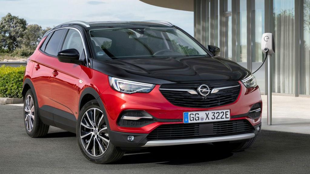Opel Grandland X PHEV από 46.900€
