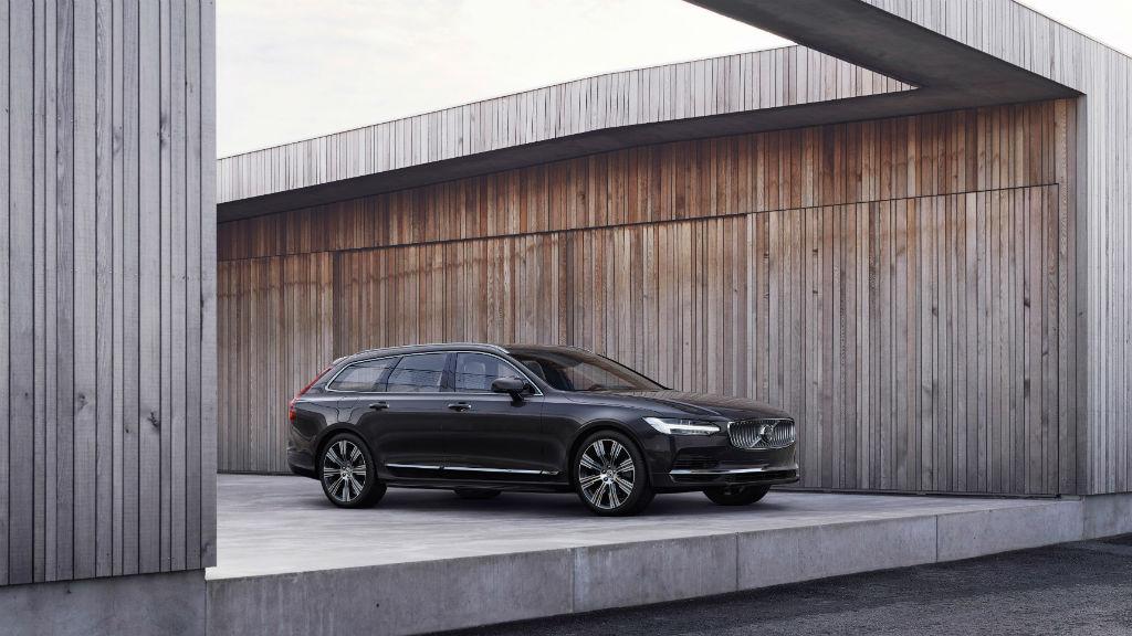 Ανανέωση για τα Volvo S90 και V90