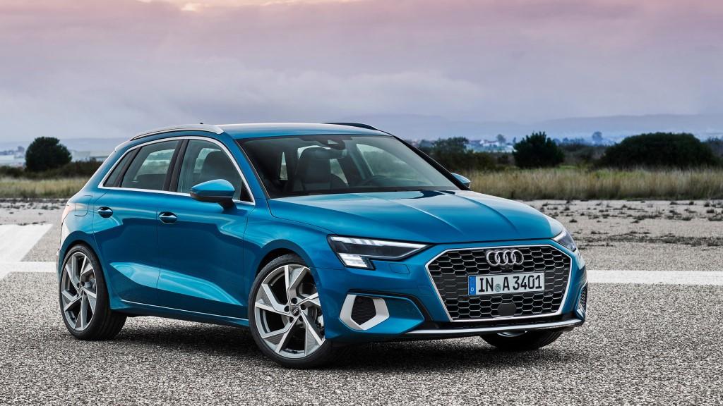 Το νέο Audi A3 Sportback
