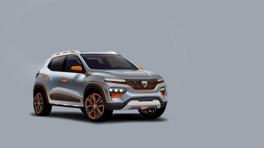 Το νέο πρωτότυπο ηλεκτρικό μοντέλο της Dacia