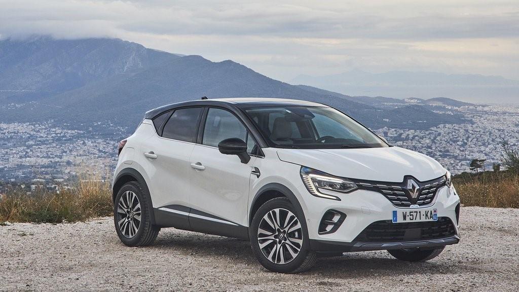 Νέο Renault Captur από 16.880€