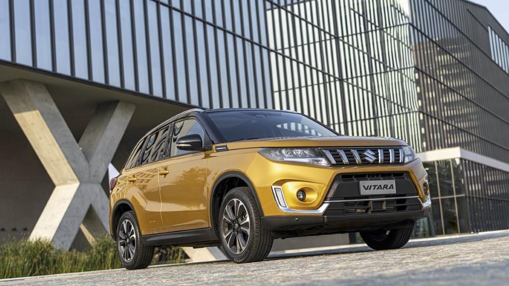 Το νέο υβριδικό Suzuki Vitara από 18.570€