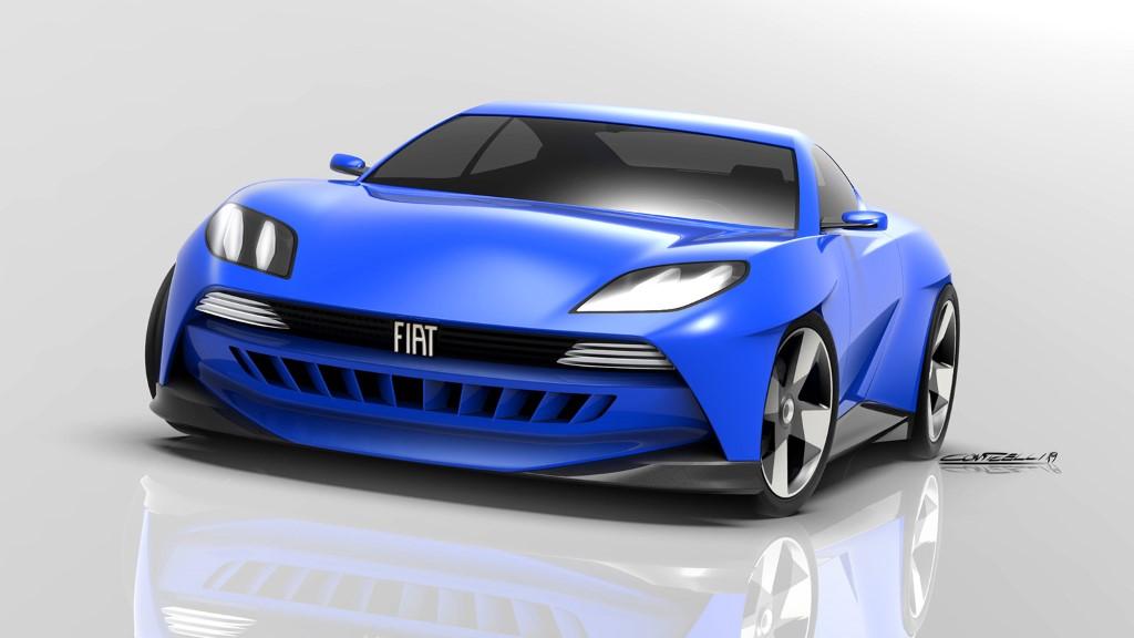 Πιθανή η δημιουργία νέου Fiat Coupe