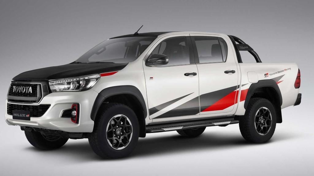 Το Hilux της Toyota ετοιμάζεται σε GR έκδοση
