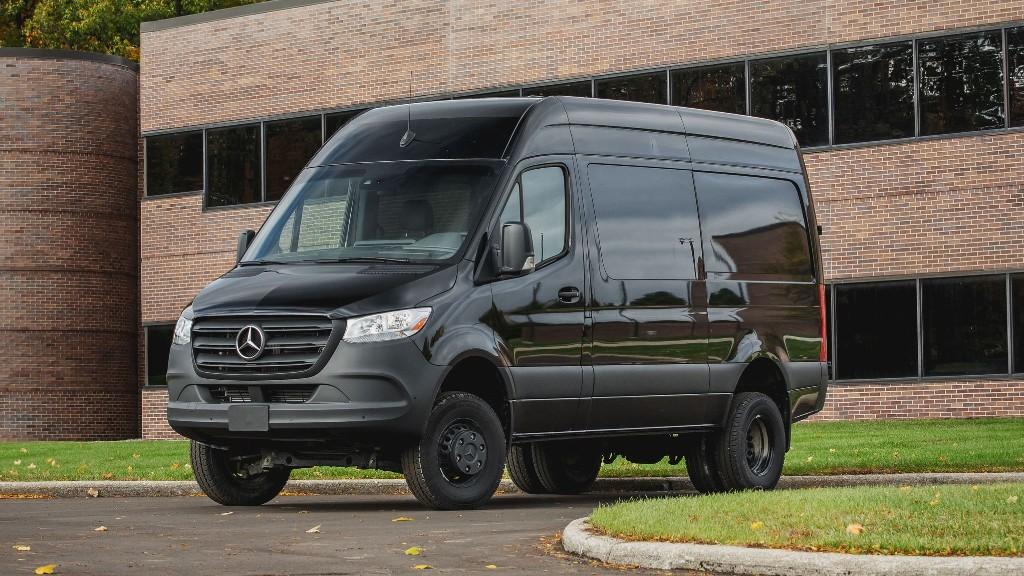 Ανάκληση για 602 Mercedes-Benz Sprinter