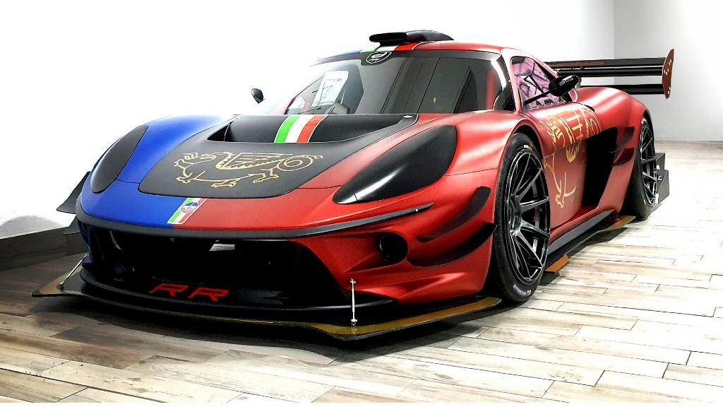 Το συναρπαστικό αγωνιστικό ATS Corsa RR Turbo