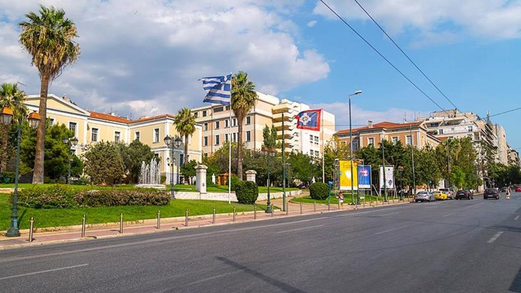 Περιορισμός κυκλοφορίας των Ι.Χ. στο κέντρο της Αθήνας