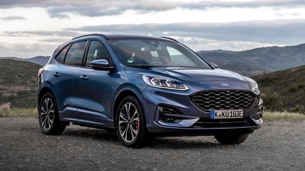 Νέο Ford Kuga από 26.272€
