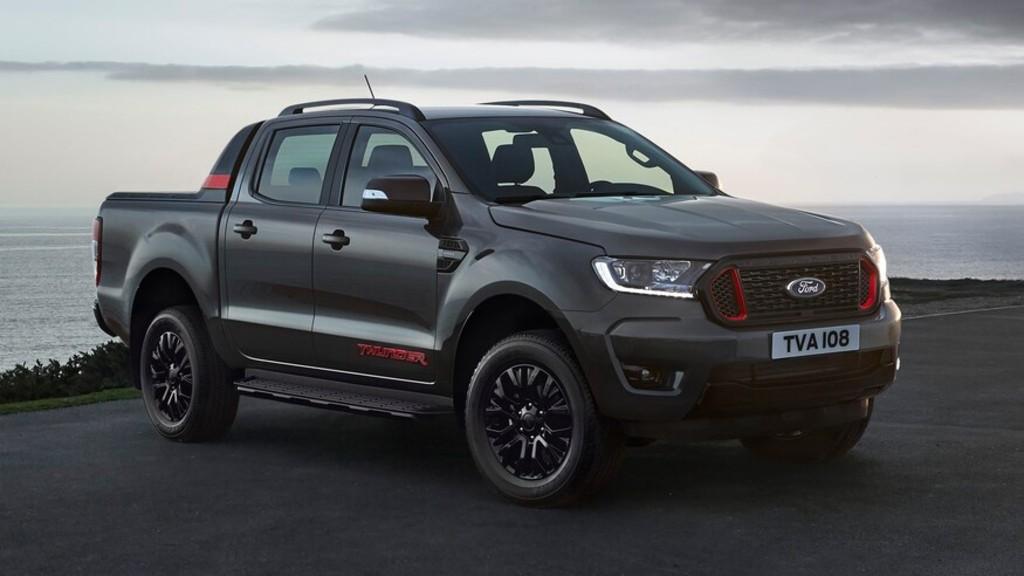 Νέα περιορισμένη έκδοση για το Ford Ranger