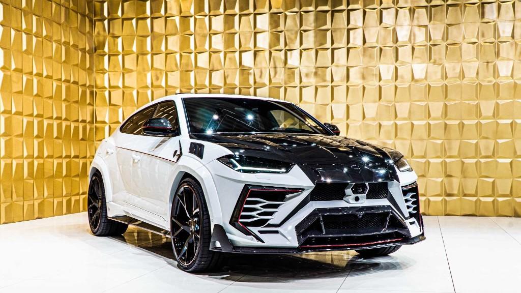 H Lamborghini Urus της Mansory