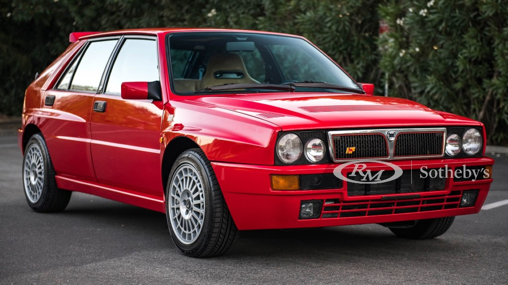 Η Lancia Delta HF Integrale Evolution II που εντυπωσιάζει