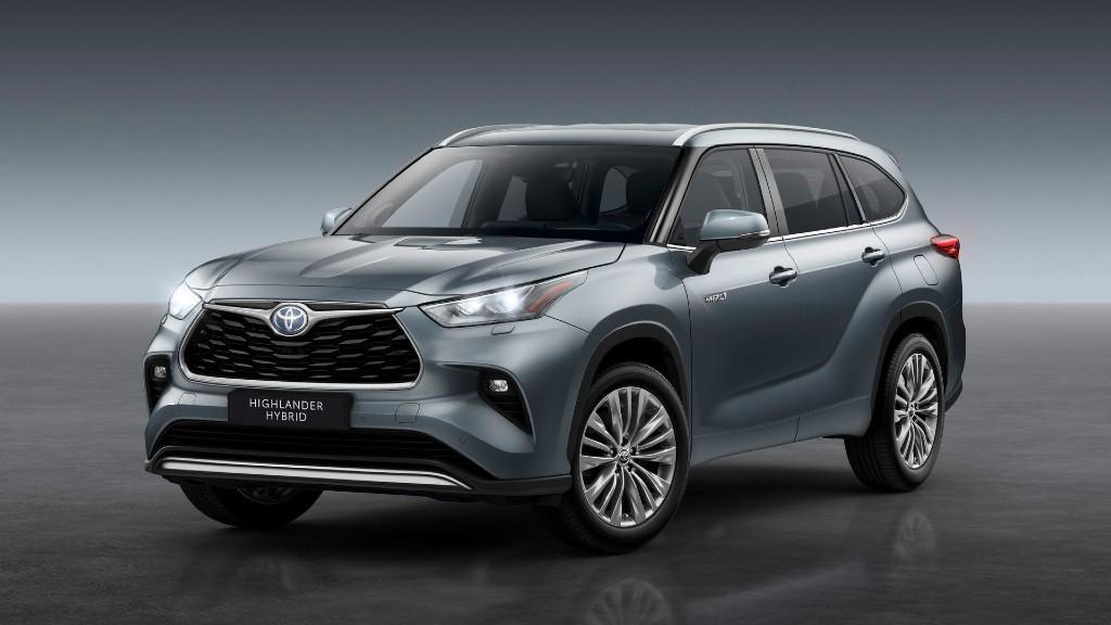 Νέο Toyota Highlander