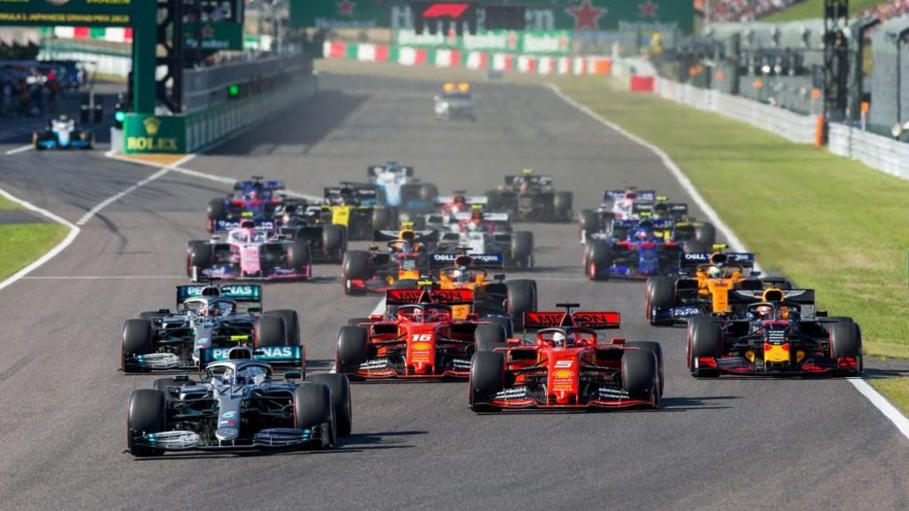 Ακυρώθηκαν τα GP σε Azerbaijan, Σιγκαπούρη και Ιαπωνία