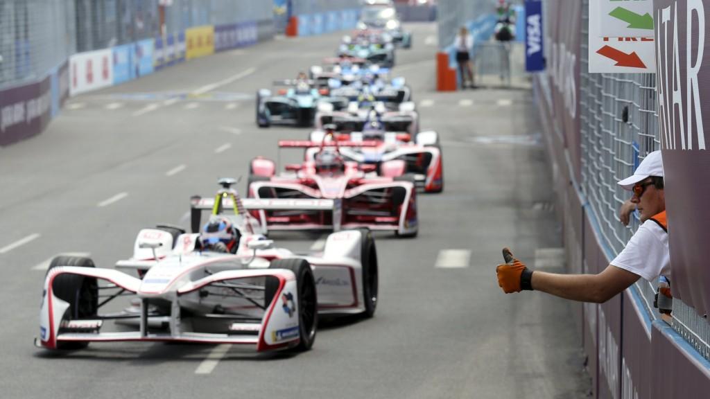 Μέσα σε 9 ημέρες θα ολοκληρωθεί η σεζόν στη Formula e