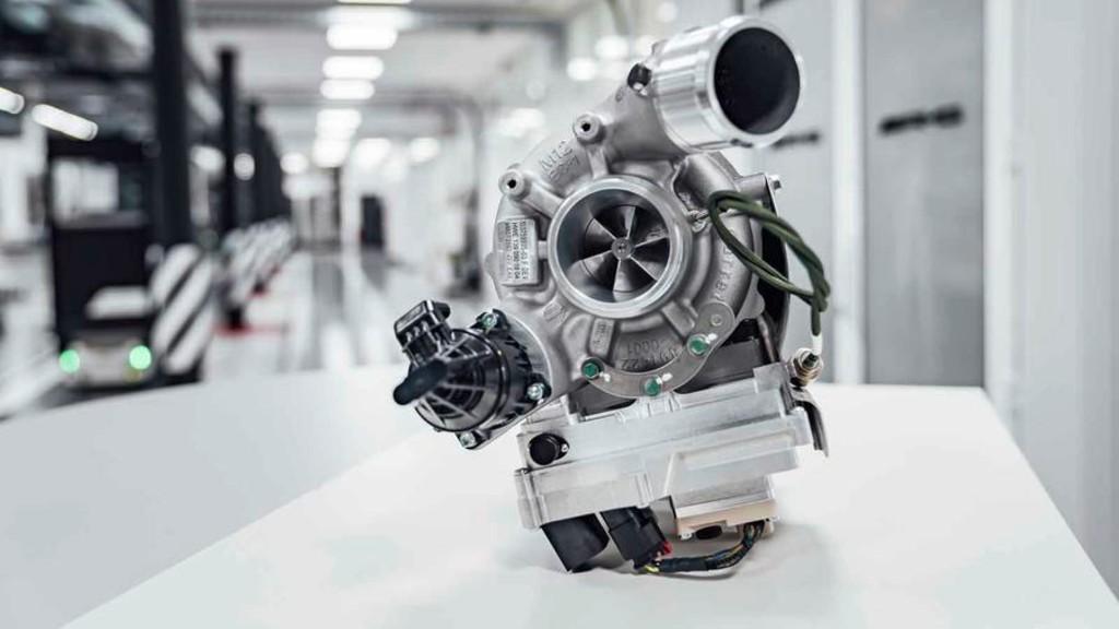 Η Mercedes ετοιμάζει ηλεκτρικό υπερσυμπιεστή