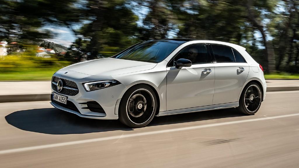 Ανακαλούνται 910 Mercedes-Benz A-Class
