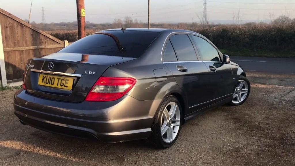 Ανακαλούνται 368 Mercedes-Benz C-Class και E-Class με κινητήρα πετρελαίου
