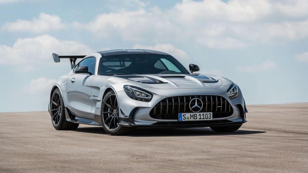 Η πιο ισχυρή Mercedes-AMG GT