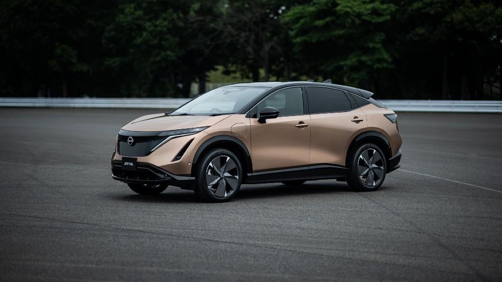 Το εντυπωσιακό Nissan Ariya