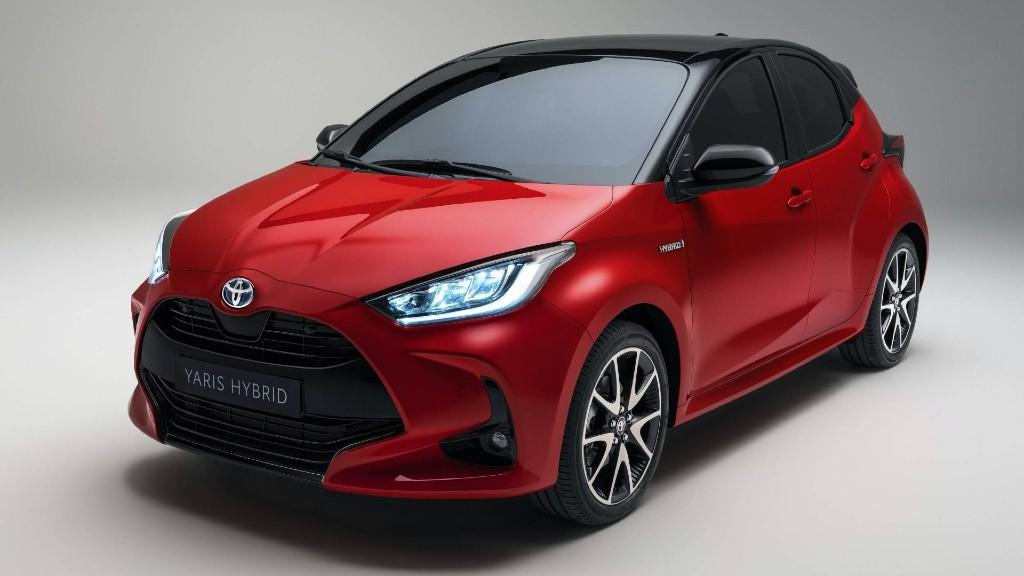 Νέο Toyota Yaris από 15.550€
