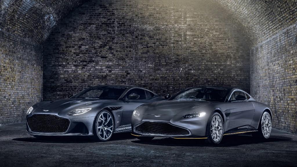 Δύο ειδικές εκδόσεις της Aston Martin προς τιμήν του 007