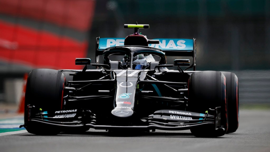 Poleman ο Bottas και 1-2 η Mercedes στο 70th Anniversary GP