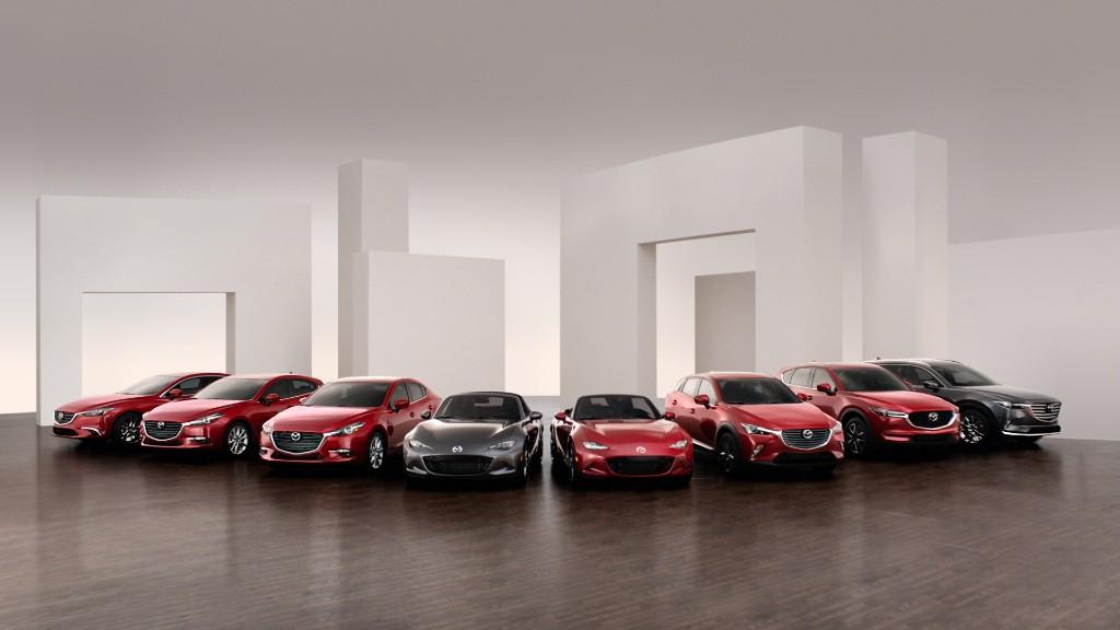 Νέες μειωμένες τιμές για τα Mazda