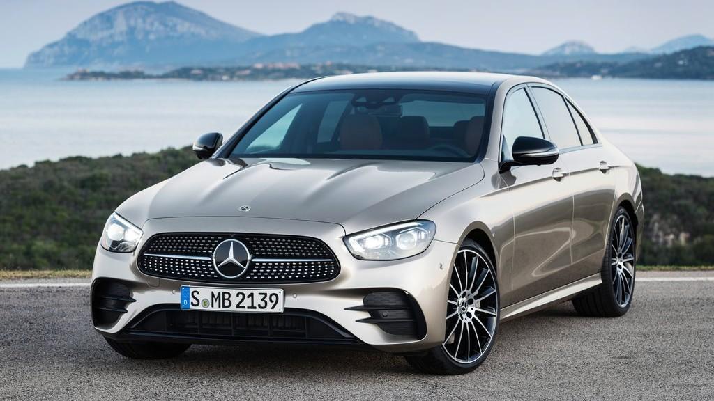 Ανανεωμένη Mercedes-Benz E-Class από 64.600€