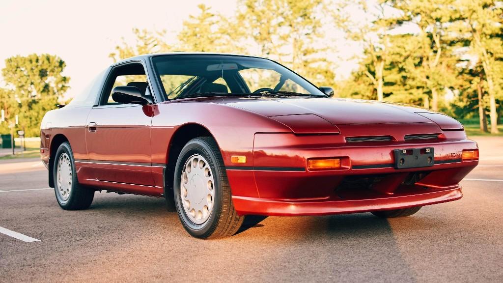 Το 240SX που πουλήθηκε για μόλις 32.750$