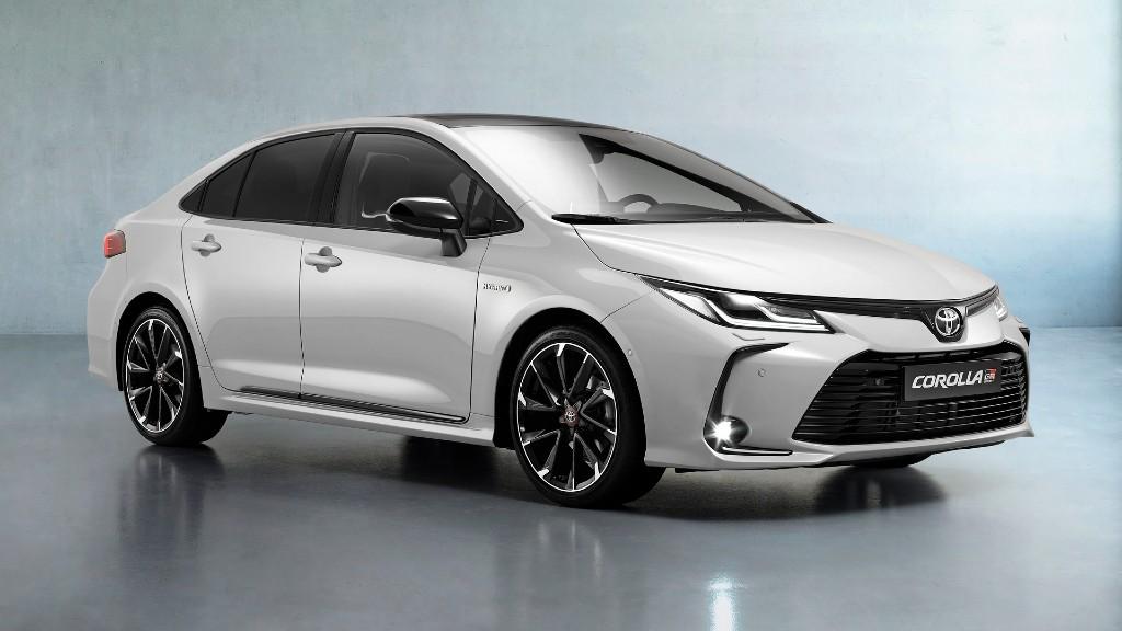 Η GR Sport έκδοση της Toyota Corolla Sedan