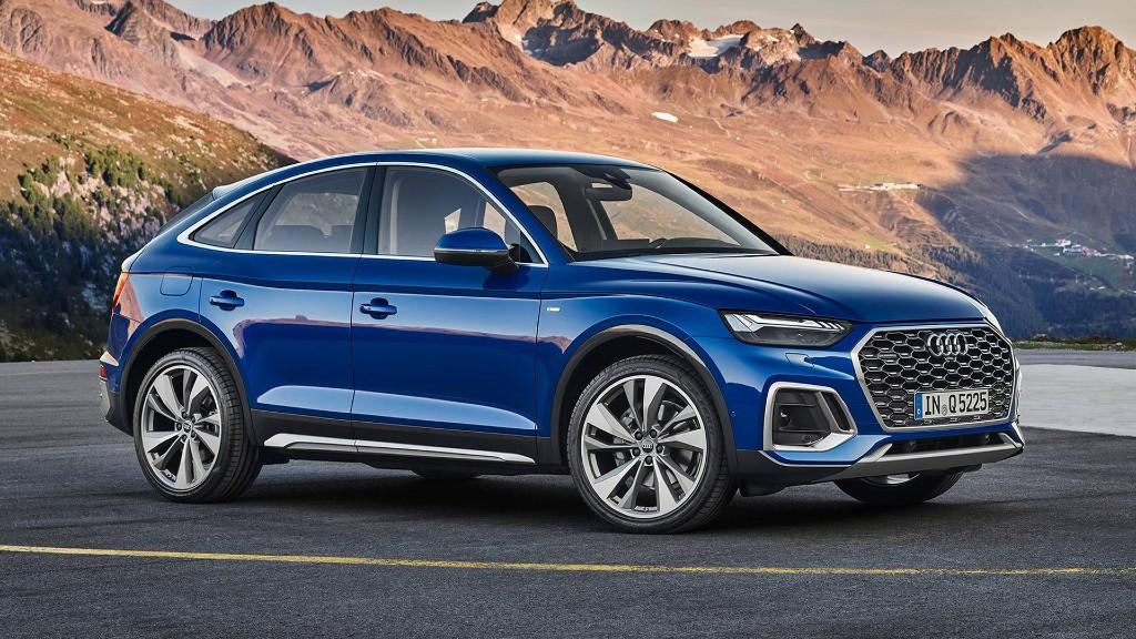 Το νέο Audi Q5 Sportback