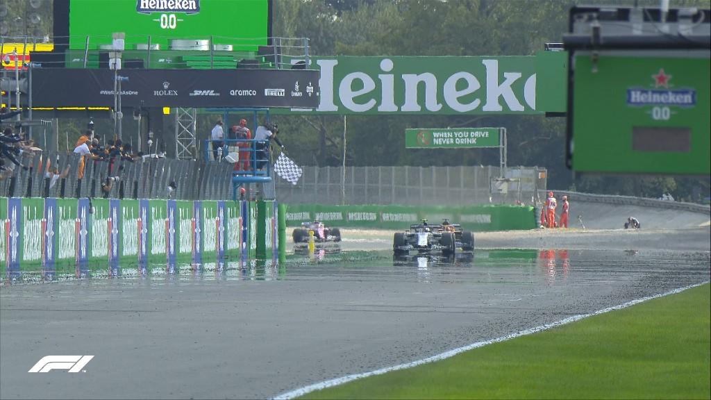 Απρόοπτα, διπλή εκκίνηση και νίκη για τον Gasly στη Monza