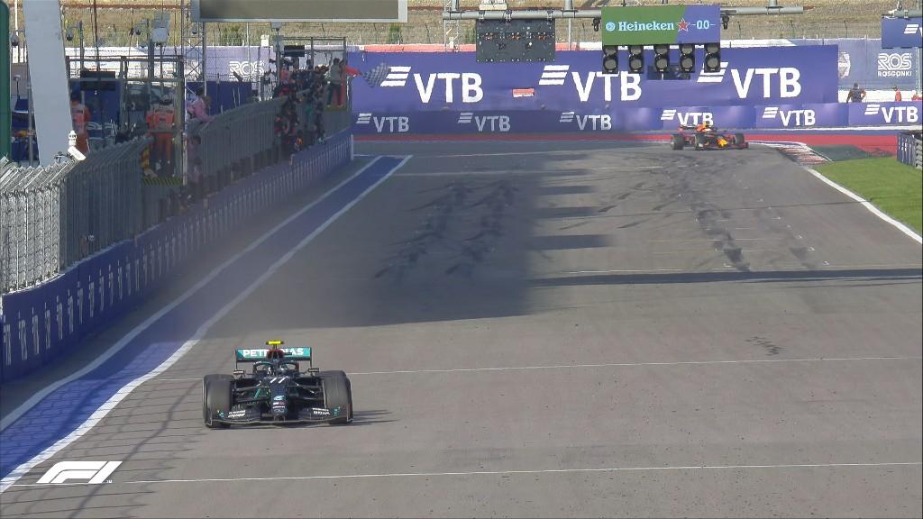 Νίκη για τον Valtteri Bottas στη Ρωσία
