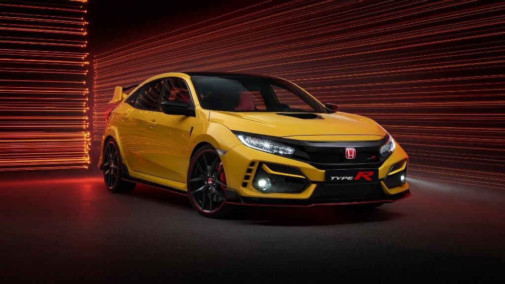Κάτω από 45.000$ το Honda Civic Type R Limited Edition στην Αμερική