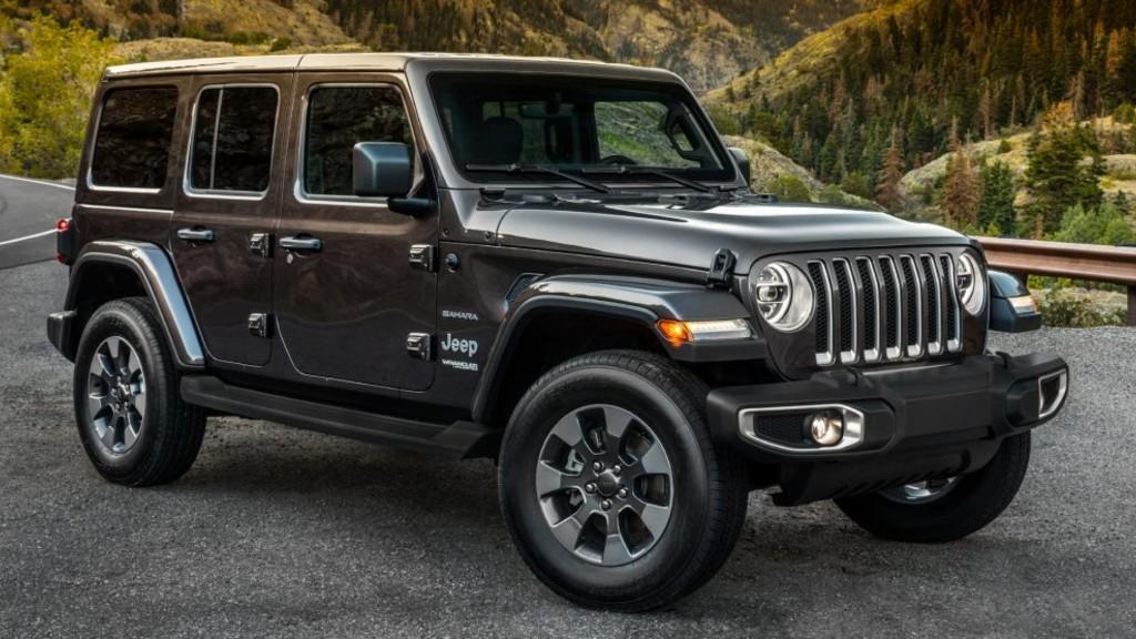 Τα Jeep αποκτούν την 80th Anniversary Edition