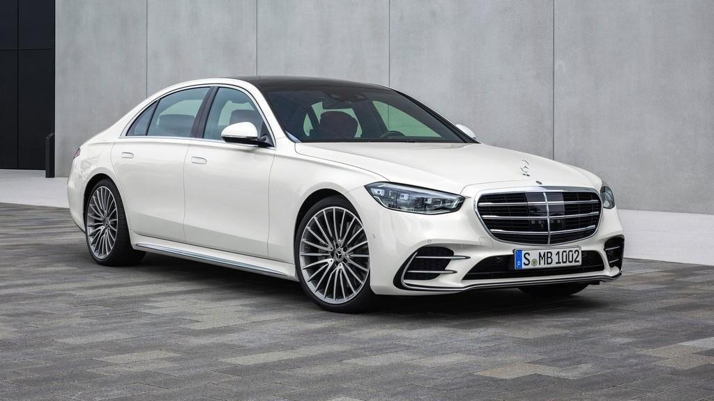 Νέα Mercedes-Benz S-Class από 142.560€