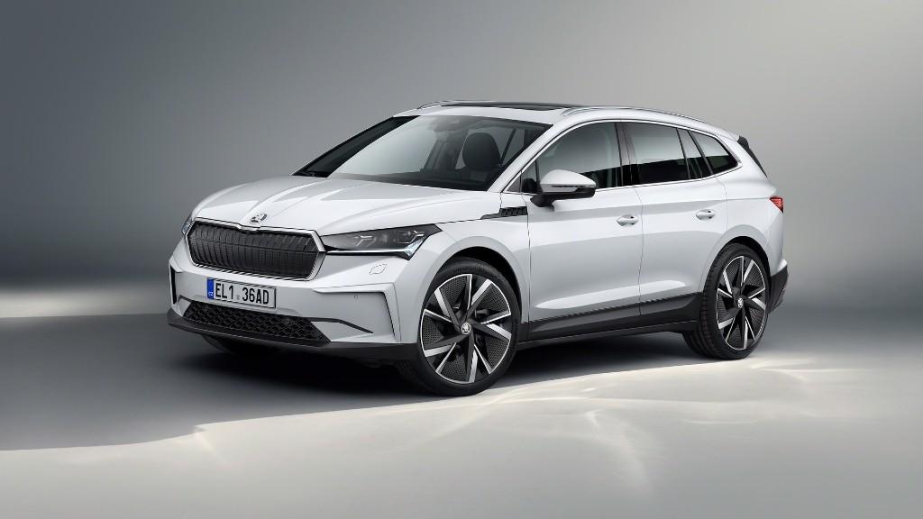 Το νέο ηλεκτρικό SUV της Skoda εντυπωσιάζει