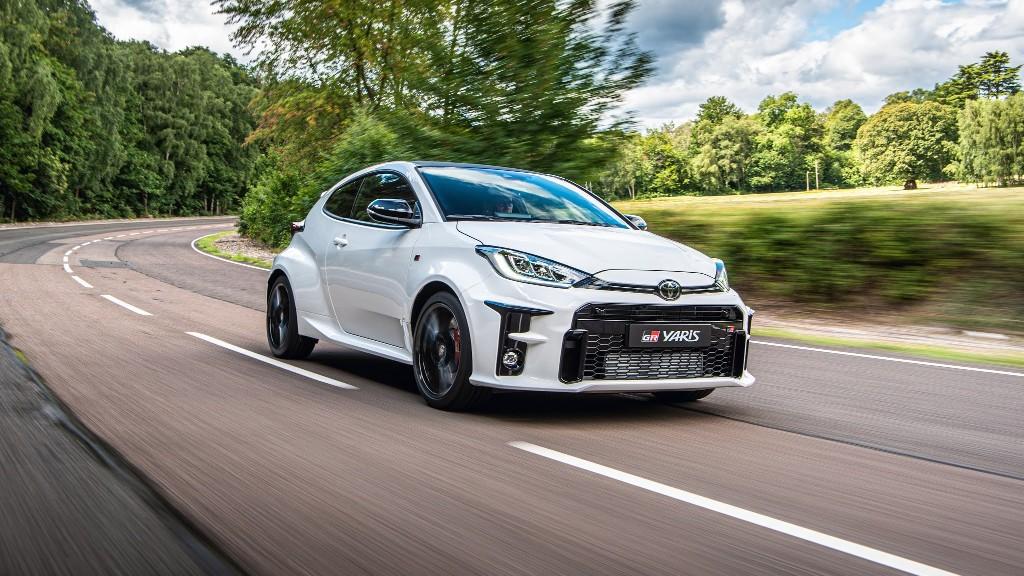 Ξεκίνησε η παραγωγή του Toyota GR Yaris