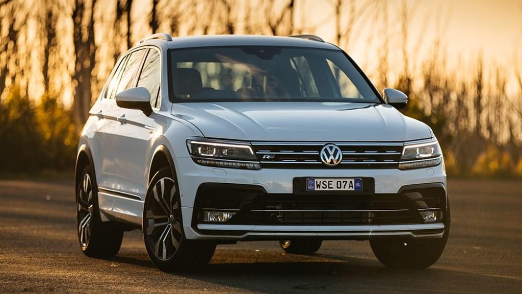 Ανακαλούνται 124 Volkswagen Tiguan