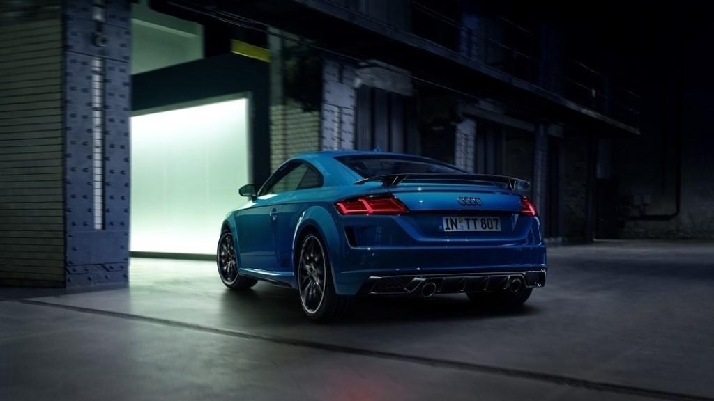 Η S-Line Competition Plus έκδοση του Audi TT