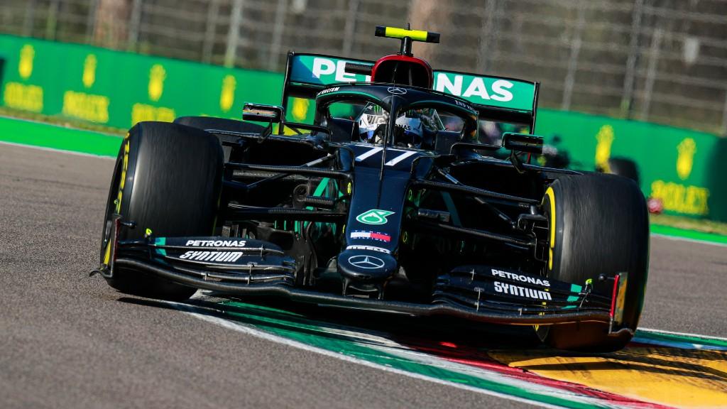 Pole Position για τον Bottas στην Imola