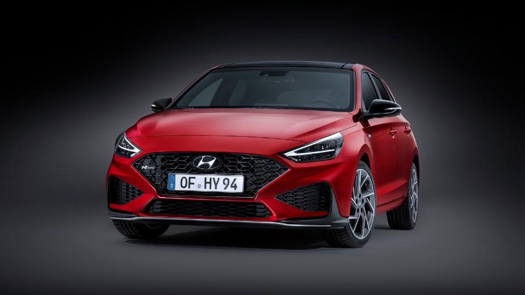 Ανανεωμένο Hyundai i30 από 16.590€